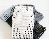 Crochet infinity scarf--> english PDF PATTERN