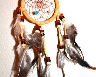 Small Dreamcatcher/ Native American Crafts,