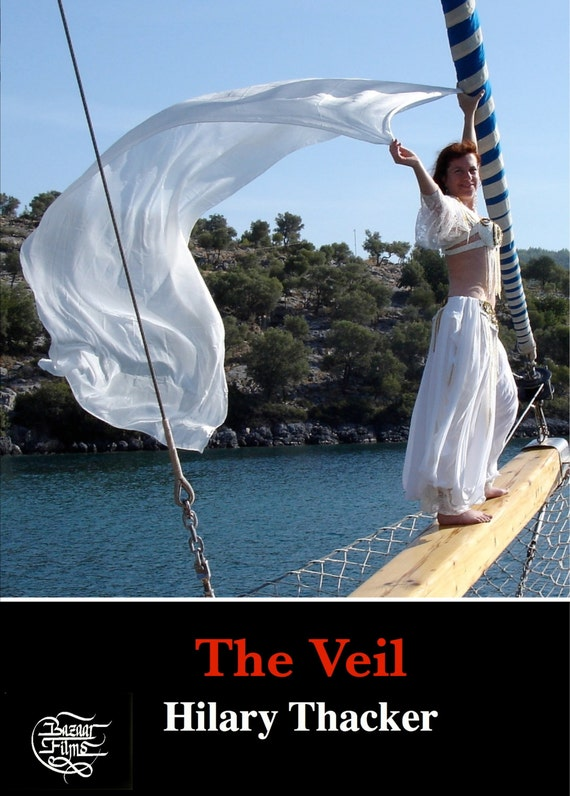 The Veil Instruction DVD by Hilary Thacker