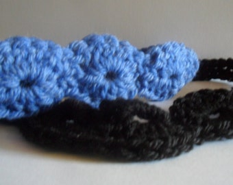 Free crochet pattern Easy Shells Headband the twenty cents is only a suggestion, No mailed copy or email or download