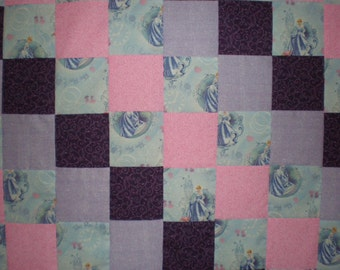 Cinderella Patchwork Quilt