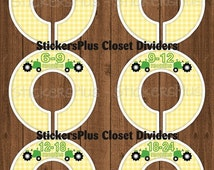 Big Sale Baby Closet Dividers Organizers Assembled Or