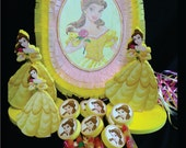 Belle birthday party package