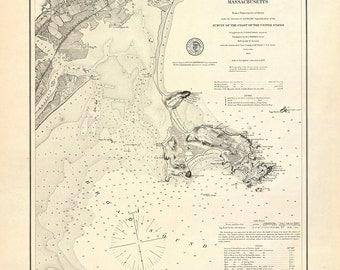 Lynn Harbor, Massachusetts 1877