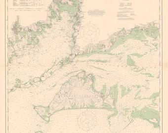 Vineyard Sound & Buzzard's Bay 1914