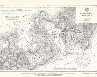 Woods Hole 1911