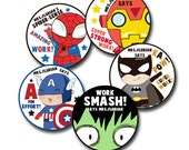 SUPER STUDENT Personalized stickers for Teachers