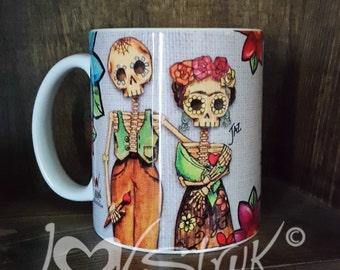 Diego & Frida Mug