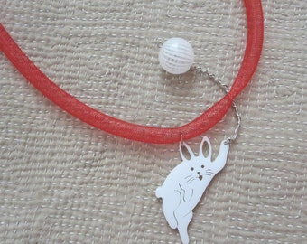 Much Ado about Something - Animal necklaces