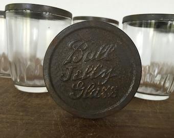 Ball Jelly glass