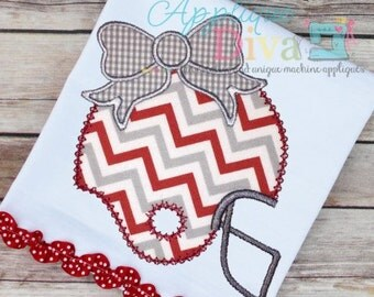 Fall Big Bow Football Helmet Embroidery Design Machine Applique