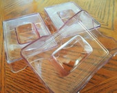 Small Guest Size Mini-Bar Soap Molds - Set of 3