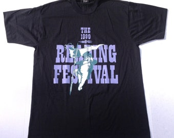 1990 Reading Featival t-shirt, fits like a large