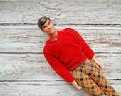 Vintage Ken Doll, Mattel 1968 Taiwan, Twist Waist Doll, Barbie's Boyfriend Doll
