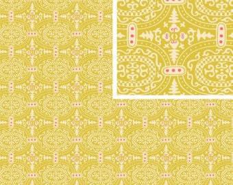 Amy Butler - Alchemy - Memoir in Zest - PWAB 105 - Quilting Fabric by Rowan Westminster Fibers