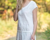 Pure Linen Tank/Tunic/Night Gown