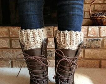 Chunky Boot Cuffs Chunky Boot Cuffs Crochet Chunky Boot Cuffs Womens Chunky Boot Cuffs Wool Blend Chunky Boot Cuffs Womans Chunky Boot Cuffs