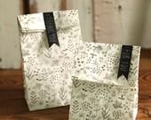 Natural Pattern Paper Bag Nature