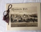 Mission Inn book Albertype photographic plates 1930s California history Riverside souvenir