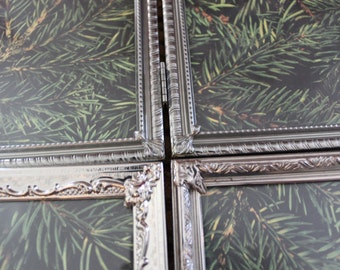 Silver Tone Picture Frame Collection