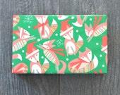Festive Fox Christmas Wrapping Paper, 2 Feet x 10 Feet