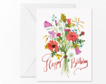 Happy Birhday card