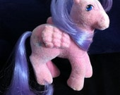 "My Little Pony G1 NORTH STAR, So Soft, Year 4 1985-1986, ""Nice"" Condition"