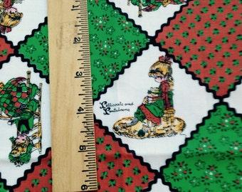 Vintage Petticoats and Pantaloons Fabric