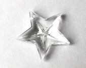 1 pc Swarovski Crystal Star Pendant 6716 20mm
