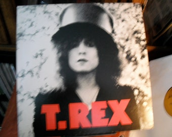 T Rex The Slider 1972 On Reprise Records Bolan Perfection top of Glam Rock
