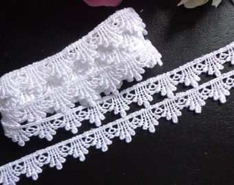 Venise Lace, 1/2 inch wide selling by the yard