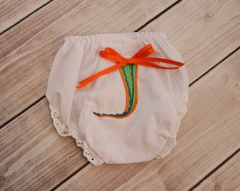Baby Girl Florida bloomers- NEW DESIGN