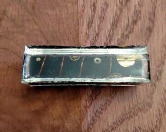 Gatsby, Wallsteet II, Sierra,  steampunk pen blank