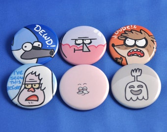 REGULAR SHOW - Set