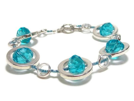 Plus size bracelets turquoise bracelet silver by thelotusshop for Plus size jewelry bracelets
