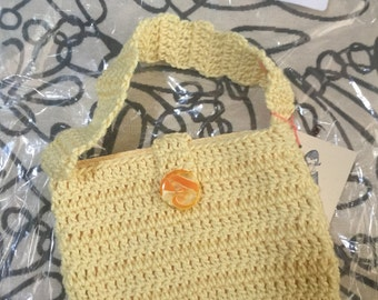 Crocheted  Purse #110