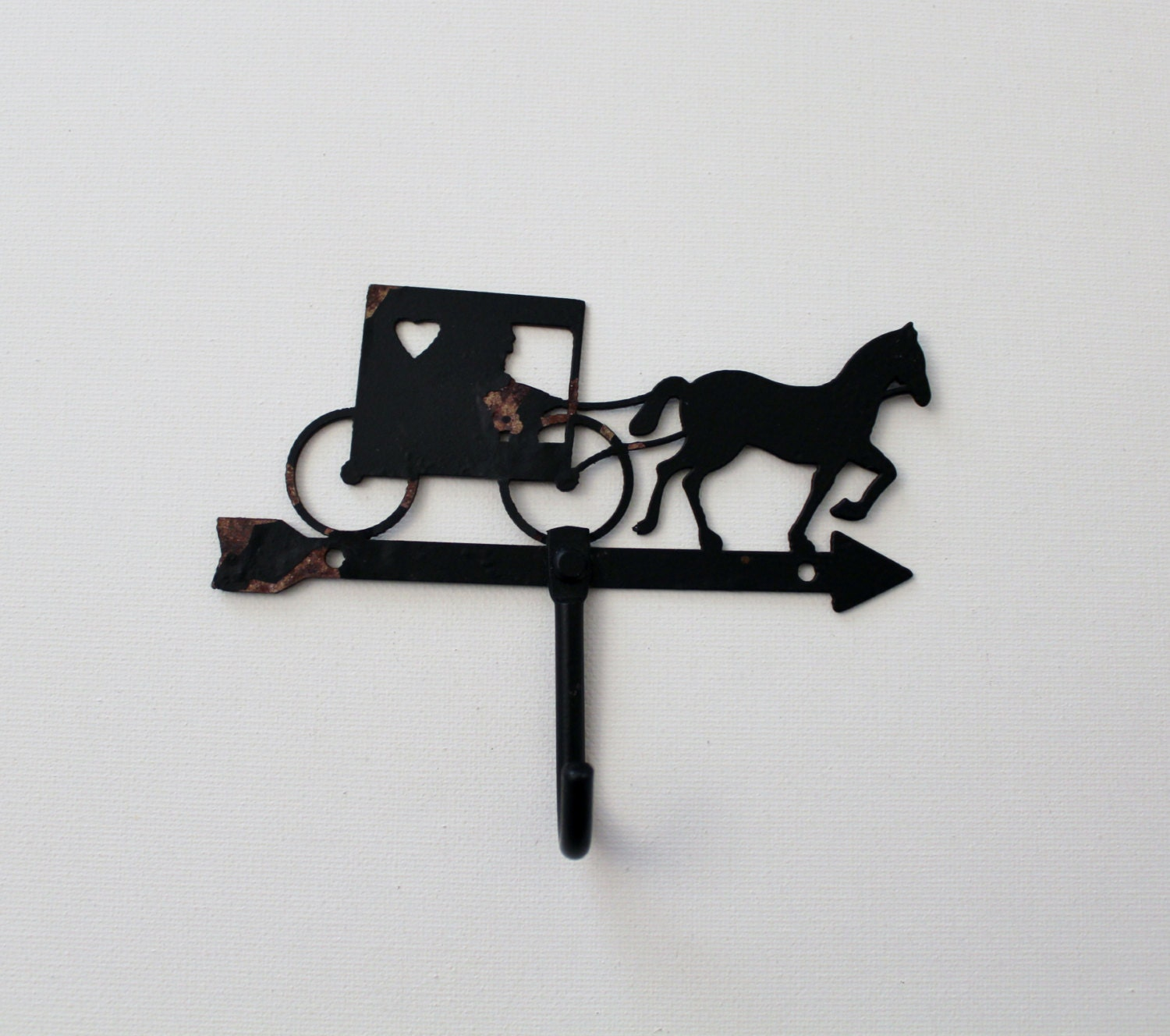 Amish Horse And Buggy Metal Hanging Wall Plaque | eBay |Metal Horse And Buggy Silhouette
