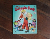 Vintage Children's Book - The Surprise Doll (Wonder Book - 1949)