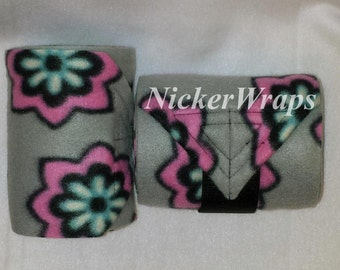 SALE NickerWraps Pinwheels2 Polo Wraps -  FREE US Shipping