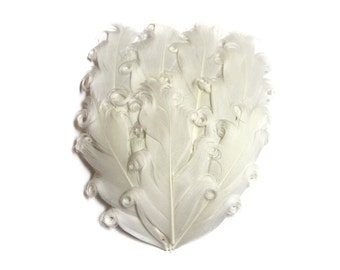 Nagorie Feather Pad - Set of 2 - Ivory
