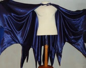 "The ""Original Bat"" Cape, gloves, briefs, boot covers"
