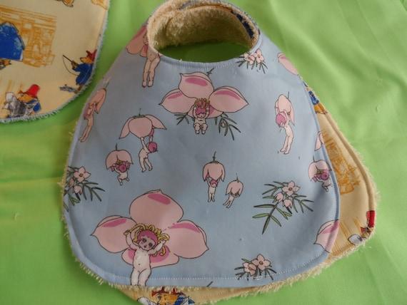 Handmade Baby Gifts Australia : Baby bibs handmade burp cloths australian made