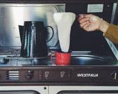 Reusable Organic Cotton Travel Coffee Filter