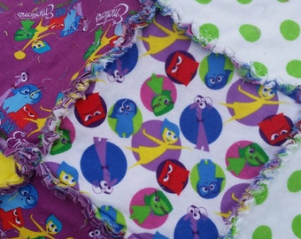 Inside Out Rag Quilt