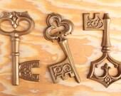 3 Golden Keys - Sexton - 1971