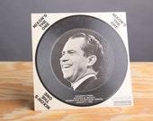 Richard M. Nixon Acceptance Speech - 33 RPM