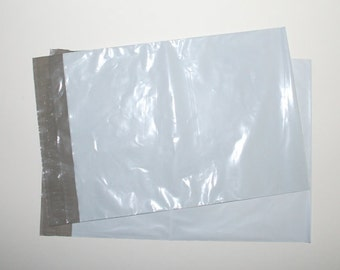 """10 Pc Poly Bags / Poly Envelopes Mailing Envelopes Supplies 9x12"""" or 10x13"""" High Quality Poly Envelope - Self Sealing Shipping Supplies"""