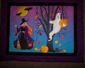 Esmiralda the Witch Wallhanging