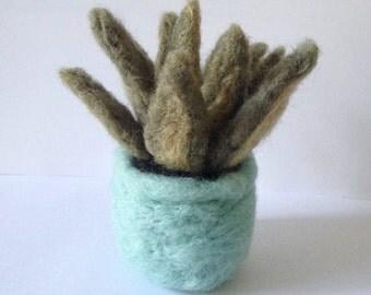 Needle Felted Plant