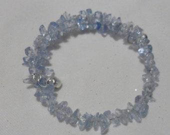 Blue Ice Bracelet